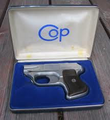 COP 357 Derringer multiple barrel firearm