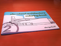 Architecture Coloring Book