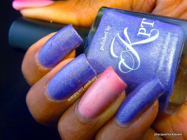 Lacquer Lockdown - MoYou London, MoYou London Suki Collectio, Suki 02, Suki 06, Suki 08, stamping, nail art, Polished by KPT Pomergranate, Polished by KPT Sunday Morning, Mundo de Unas Stamping polish, japanese nail art, geisha girl nail art, asian inspired nail art, cute nail art ideas, thermal nail polish, diy nail art, cute nails, nail art idea, bejeweled nails, nail art stamping blog