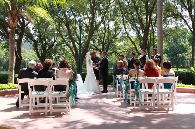 Walt Disney World Wedding Randy Chapman Photography