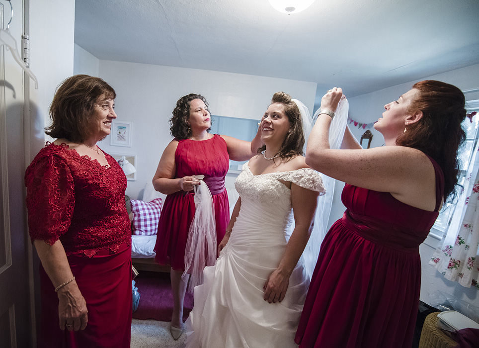 Front Royal Wedding Photography and Mint House Reception