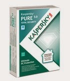 Kaspersky Pure 3.0 Total Security antivirus 3 months free for 3 Users
