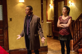 Jon Michael Hill as Detective Marcus Bell and Lucy Liu as Joan Watson in CBS Elementary Episode # 16 Details