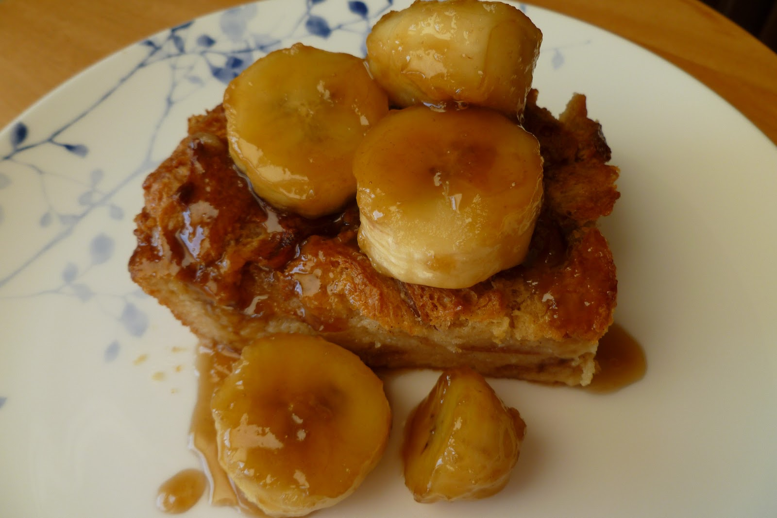 Salted Caramel Banana Bread Puddings Recipes — Dishmaps