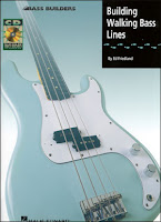Book cover of Building Walking Bass Lines by Ed Friedland