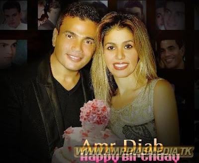 زوجه عمرو دياب صور زوجه