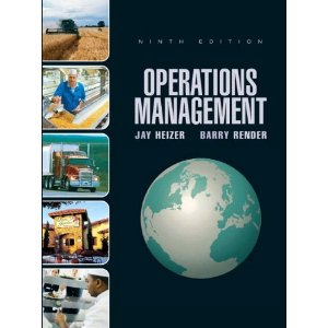 """solution of chapter capacity planning of operation managment by jay heizer and barry render To find alternate solutions easily based on his understanding this research is based on a fundamental scenario taken from the book """"operations management"""" by jay heizer and barry render a specific problem is taken from the book for which different methods are evaluated using the strategies discussed in chapter 1."""