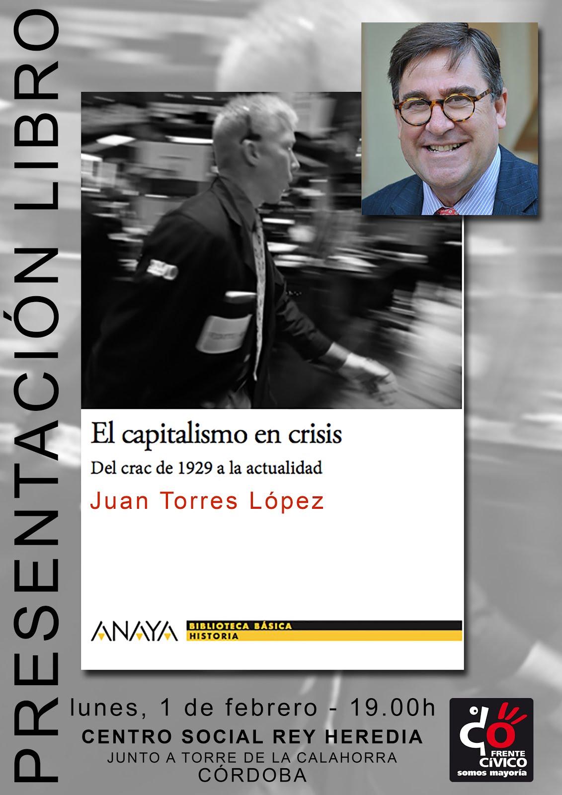 Presentación libro Juan Torres