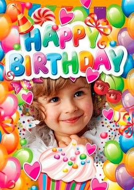 fotomontaje happy birthday