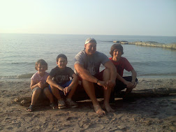 Enjoying Lake Erie