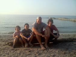 Enjoying Lake Erie