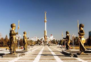 День независимости Туркменистана