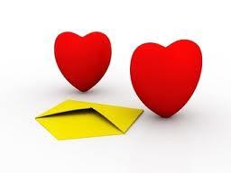 Lettre amoureuse modèle 1
