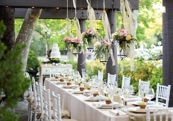 Cheap Country Wedding Decorations