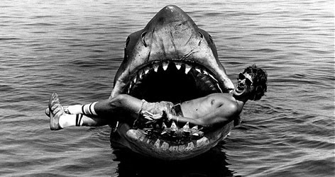 fear and terror in jaws a film by steven spielberg How does the director steven spielberg use filmic techniques to build suspense and tension for the audience in the film jaws.