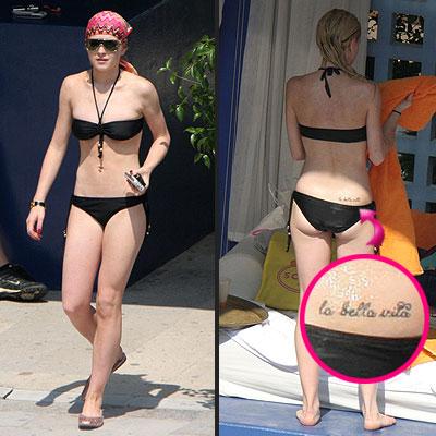 Les Tatouages De Rihanna Celebrities Tattoo