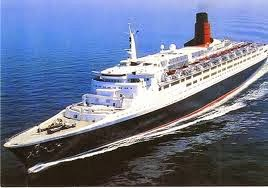 Ex Cunard Queen Elizabeth 2 - Reportedly to be used in Asia as a Hotel Ship.