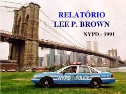 RELATÓRIO LEE BROWN