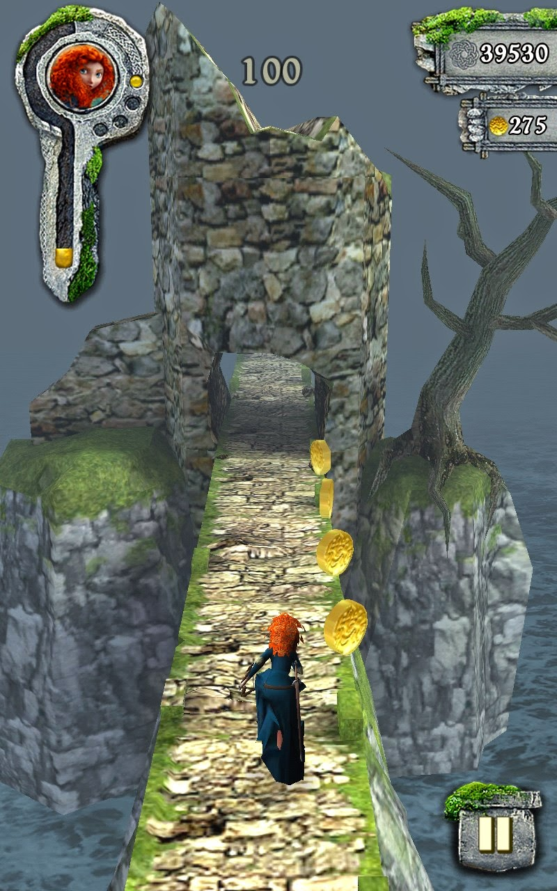 Game Temple Run Brave - Download Apk untuk Android