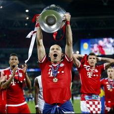 Jelang Final Piala Jerman - Bayern Akan Kerja Keras untuk Lengkapi Treble