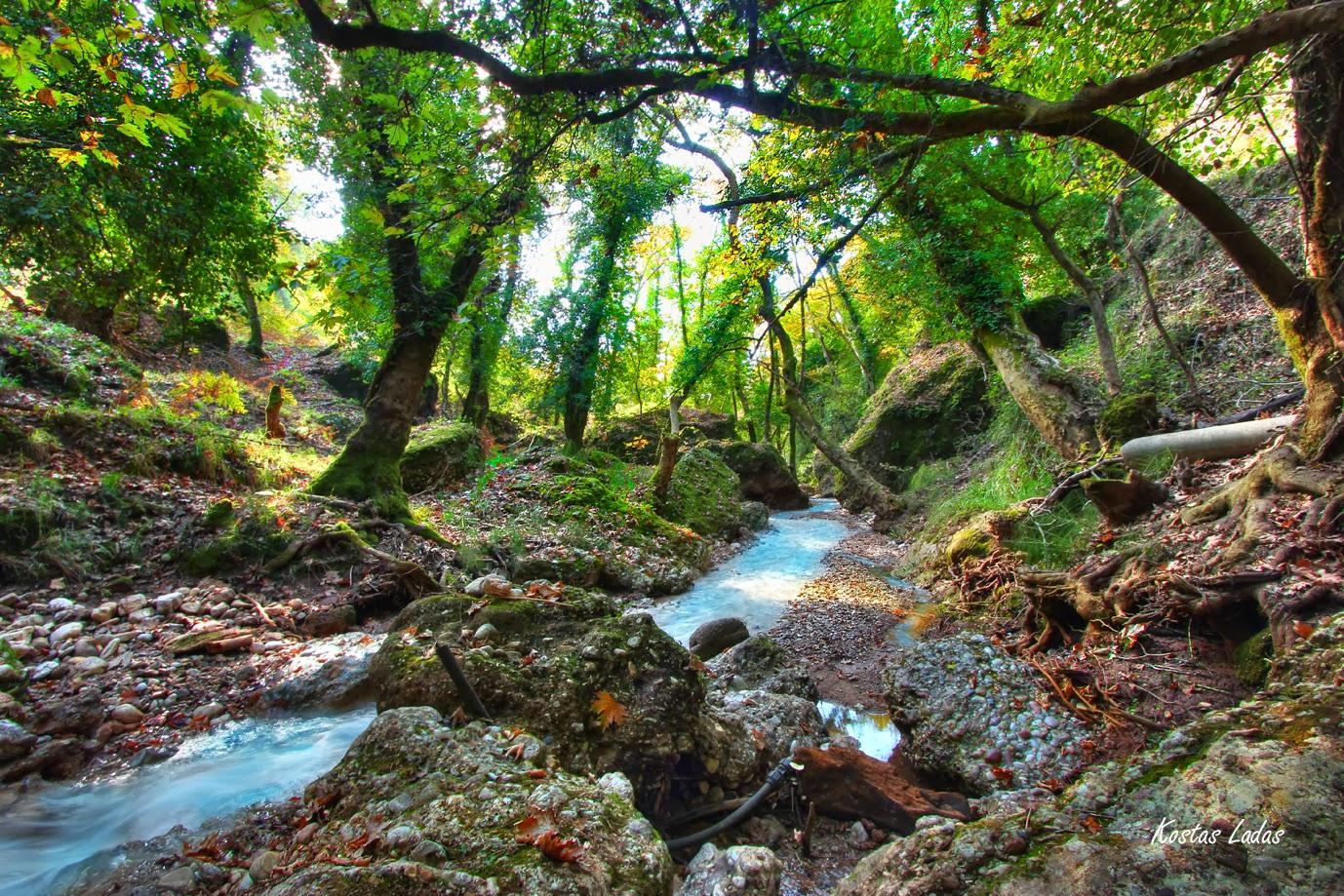 Ποταμος Ενιπέας Ηλείας