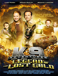 Ver K-9 Adventures: Legend of the Lost Gold (2014) online