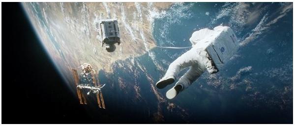 Crítica de Gravity de Alfonso Cuarón