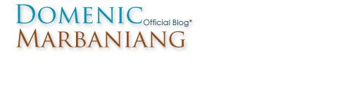 Domenic Marbaniang