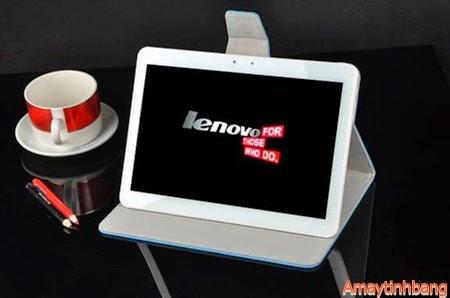 Lenovo S6000 giải trí và làm việc một cách chuyên nghiệp