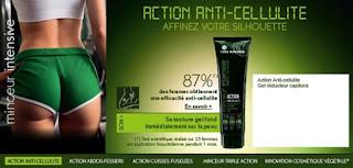 Yves Rocher, Anti-Cellulite Schlankheitsserum