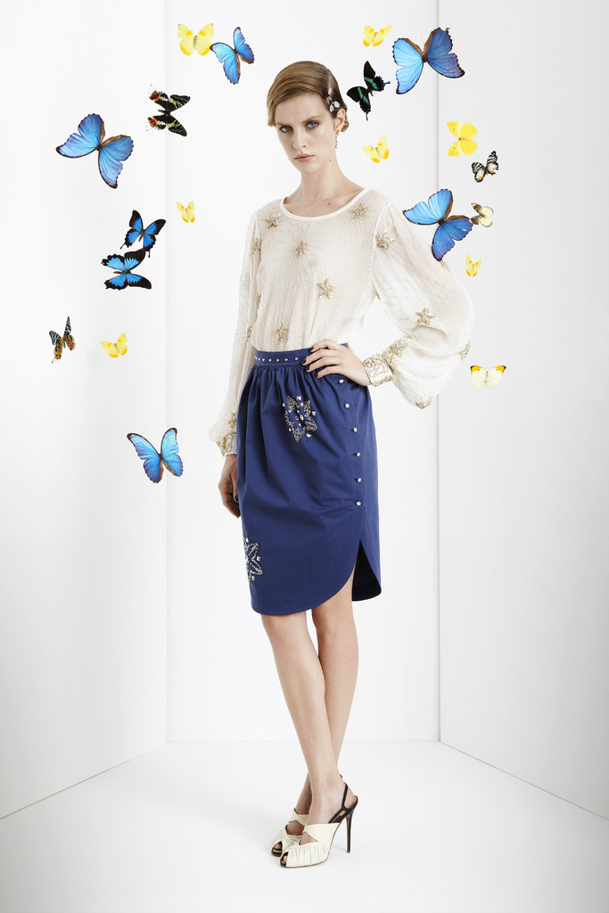 Модные Платья И Блузки Доставка