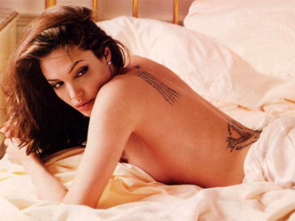 Angelina Jolie Nude Photos