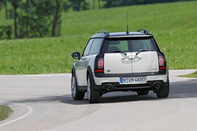 2011 MINI Cooper S Clubman