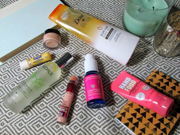 Monthly Beauty Favorites | November 2014