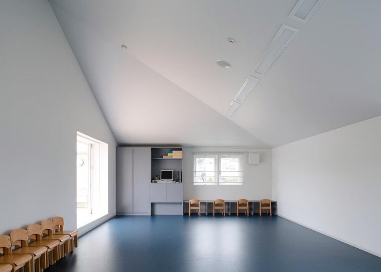 Connu Scuola materna e asilo in Giappone Rhythmdesign e Case-Real | ARC  TW67
