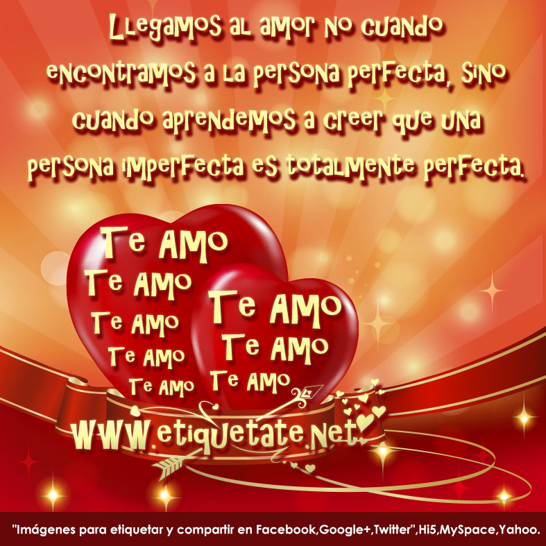 carteles de amor para etiquetar en facebook
