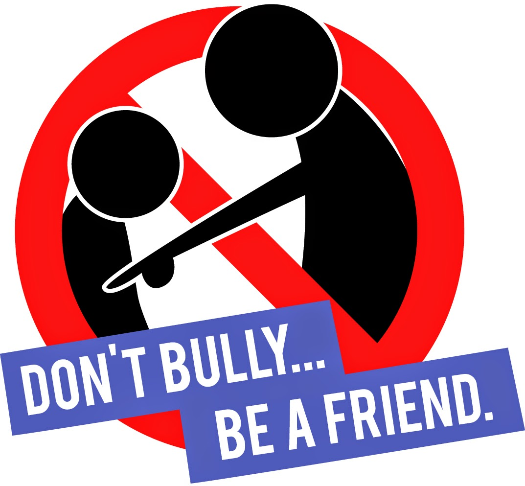 Don't Bully... be a Friend