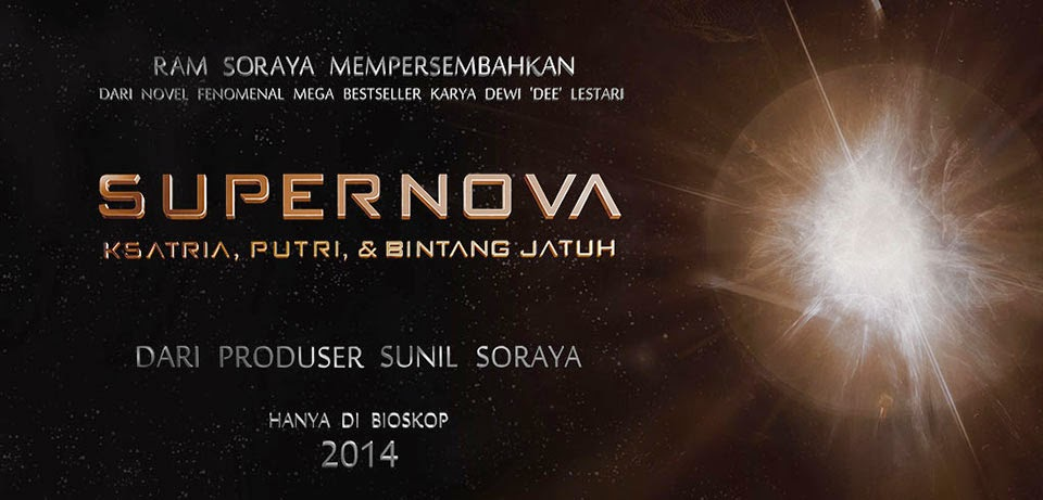 info review Sinopsis Film Supernova 2014 di Bioskop