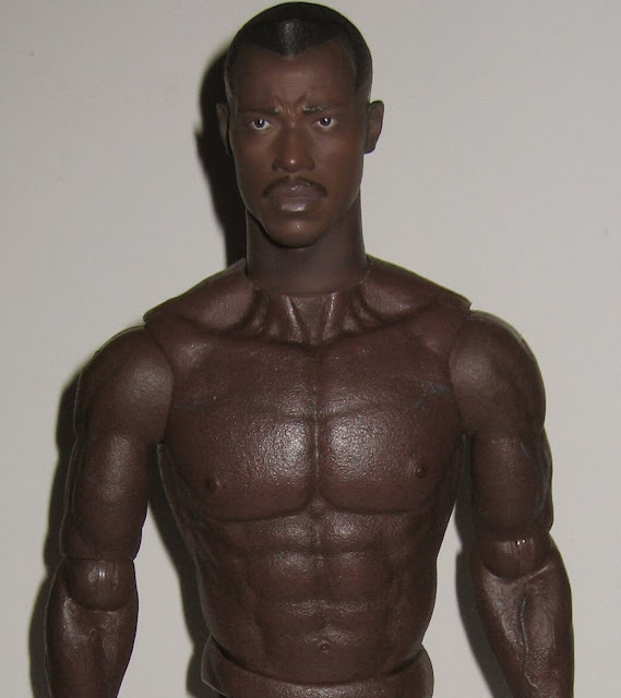 one sixth toy collector 1 6 aci african american body with blade head. Black Bedroom Furniture Sets. Home Design Ideas
