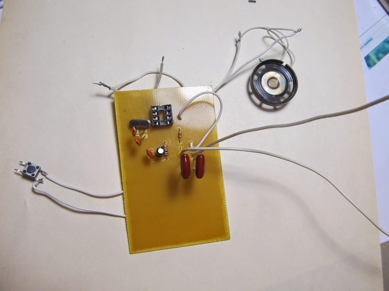 Как сделать свой металлоискатель из дисков 706