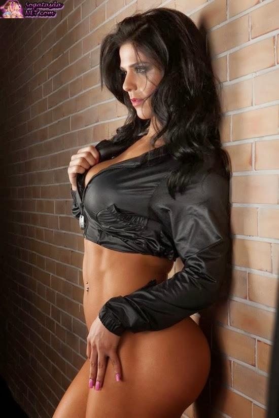 A Musa do Fitness Eva Andressa - Foto 30
