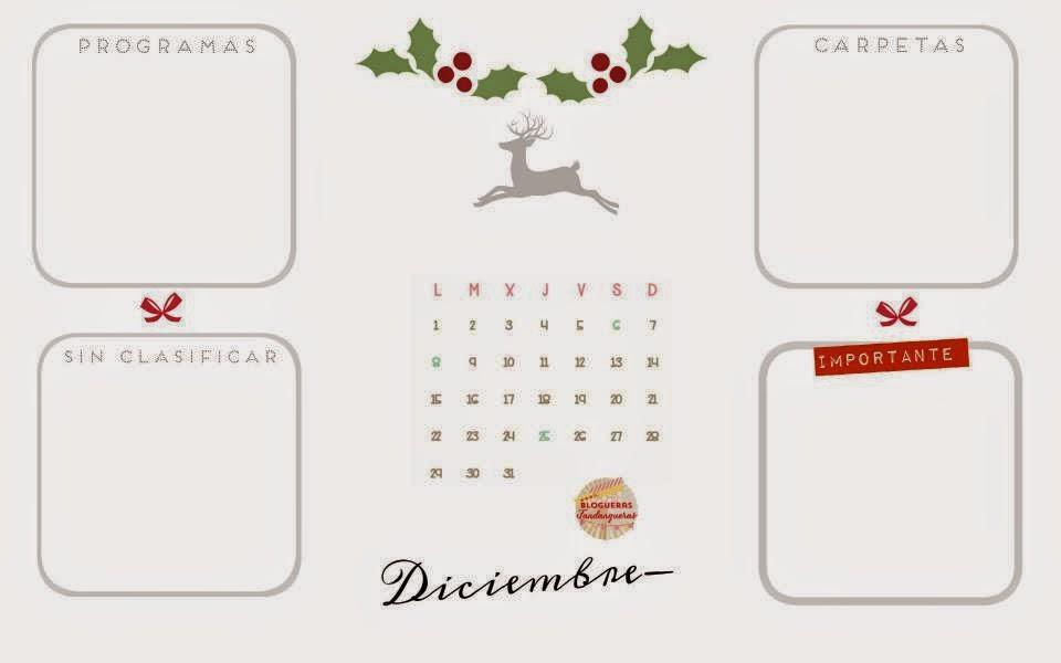 calendario ocho