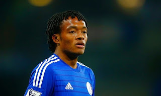 Chelsea wasting £26.3million star Juan Cuadrado