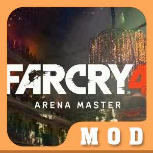 Far Cry 4: Arena Master v1.0.7 Mod Apk (Unlimited Money)