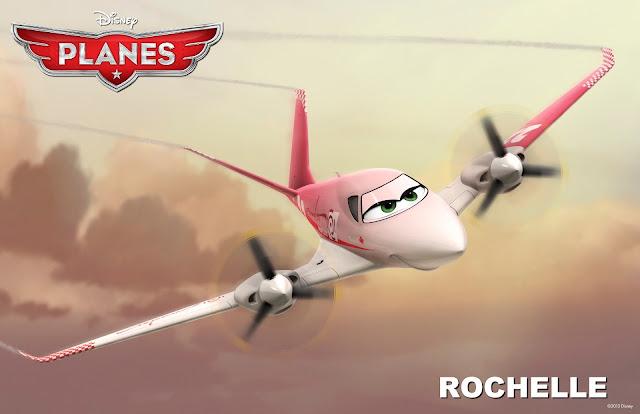 Rochelle in Planes