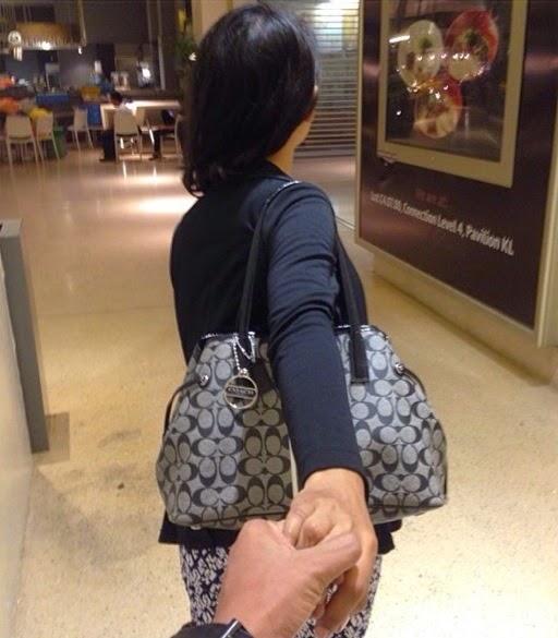 Zara Zya Kongsi Foto Berpegangan Tangan Dengan Boyfriend?, info, terkini, sensasi, hiburan, kekasih zara zya