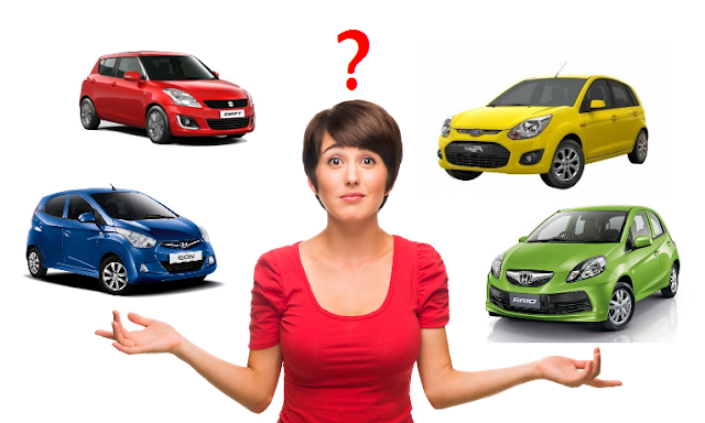 Which Car to Buy in India under Small Cars Segment