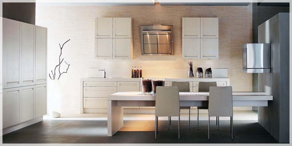 Brun kjøkken design - interiør inspirasjon