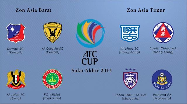 Suku Akhir AFC Cup 2015