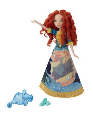 TOYS : JUGUETES - Princesas Disney | Disney Princess  Merida's Magical Story Skirt | Muñeca - Doll  Producto Oficial 2016 | Hasbro B5301 | A partir de 3 años  Comprar en Amazon España & buy Amazon USA